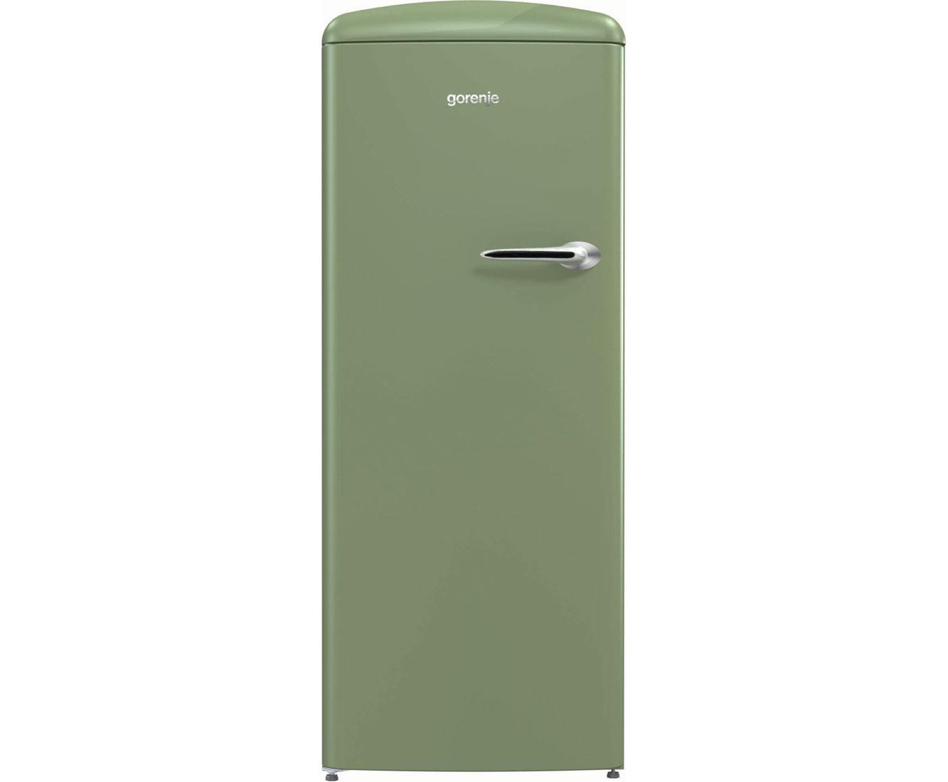 Retro Kühlschrank Günstig Kaufen : Gorenje oldtimer orb ol l kühlschrank mit gefrierfach