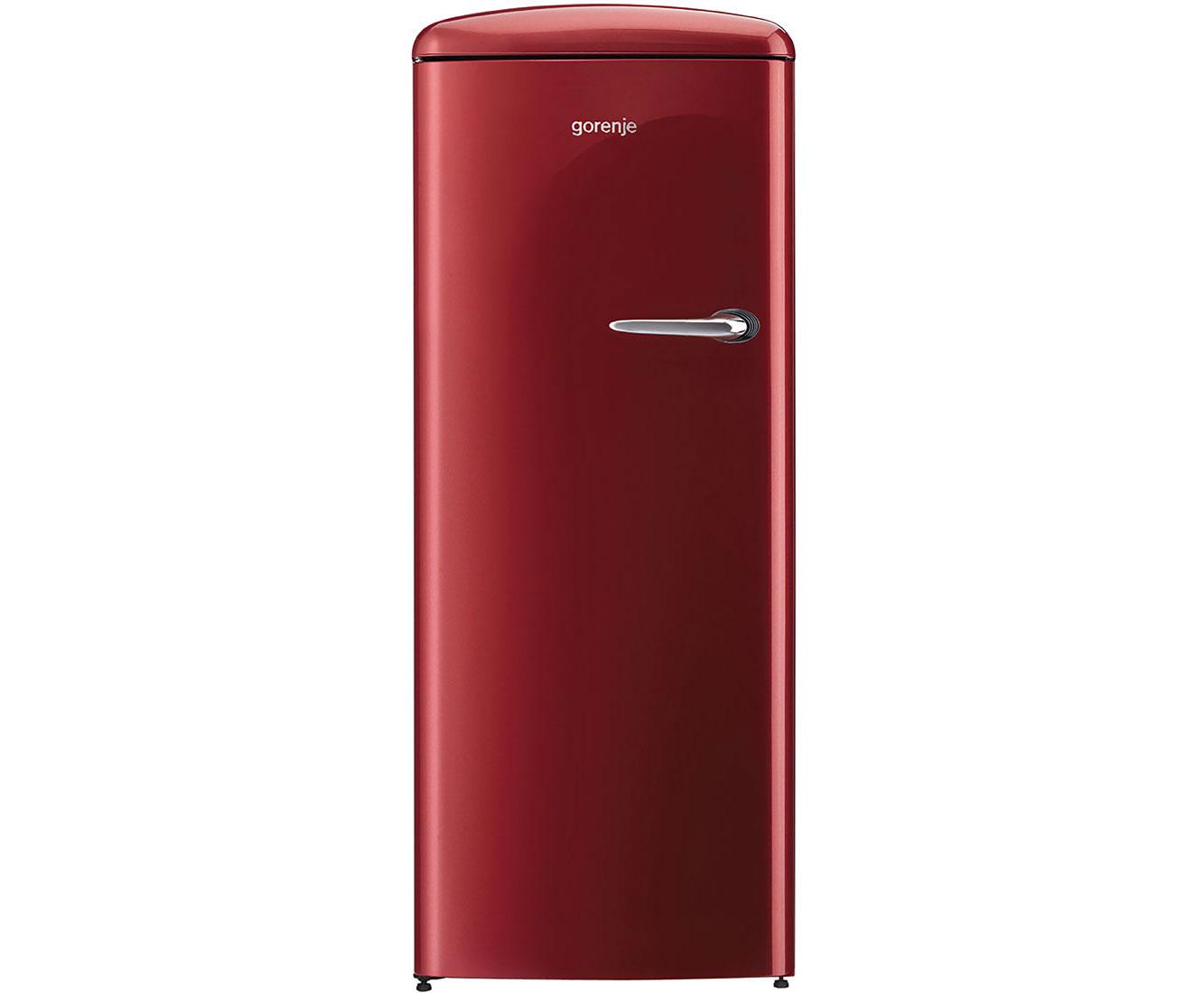 Vintage Kühlschrank Rot : Kühlschrank retro preisvergleich u die besten angebote online kaufen