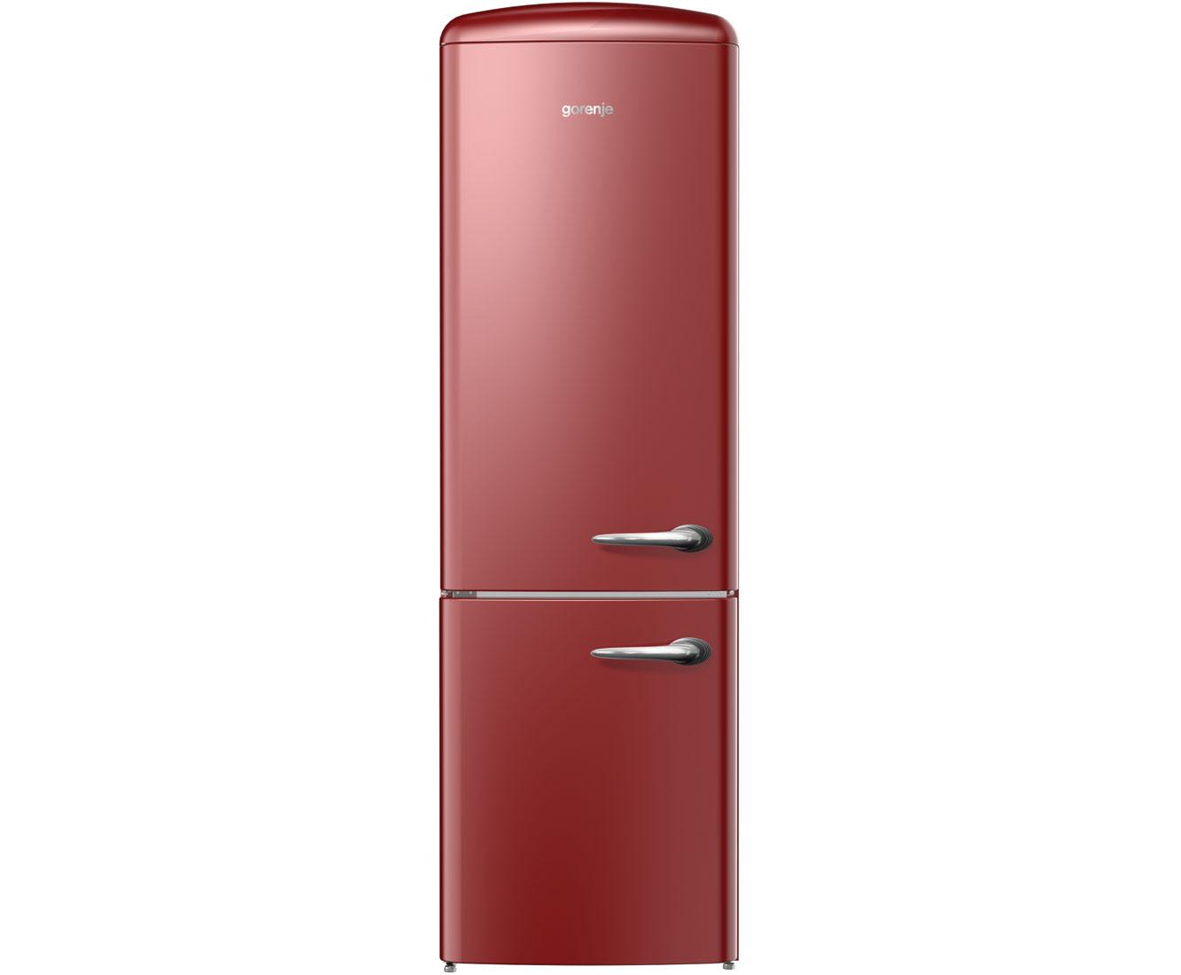 Retro Kühlschrank Rot Gorenje : Gorenje kühlschränke das sagen die tests testit