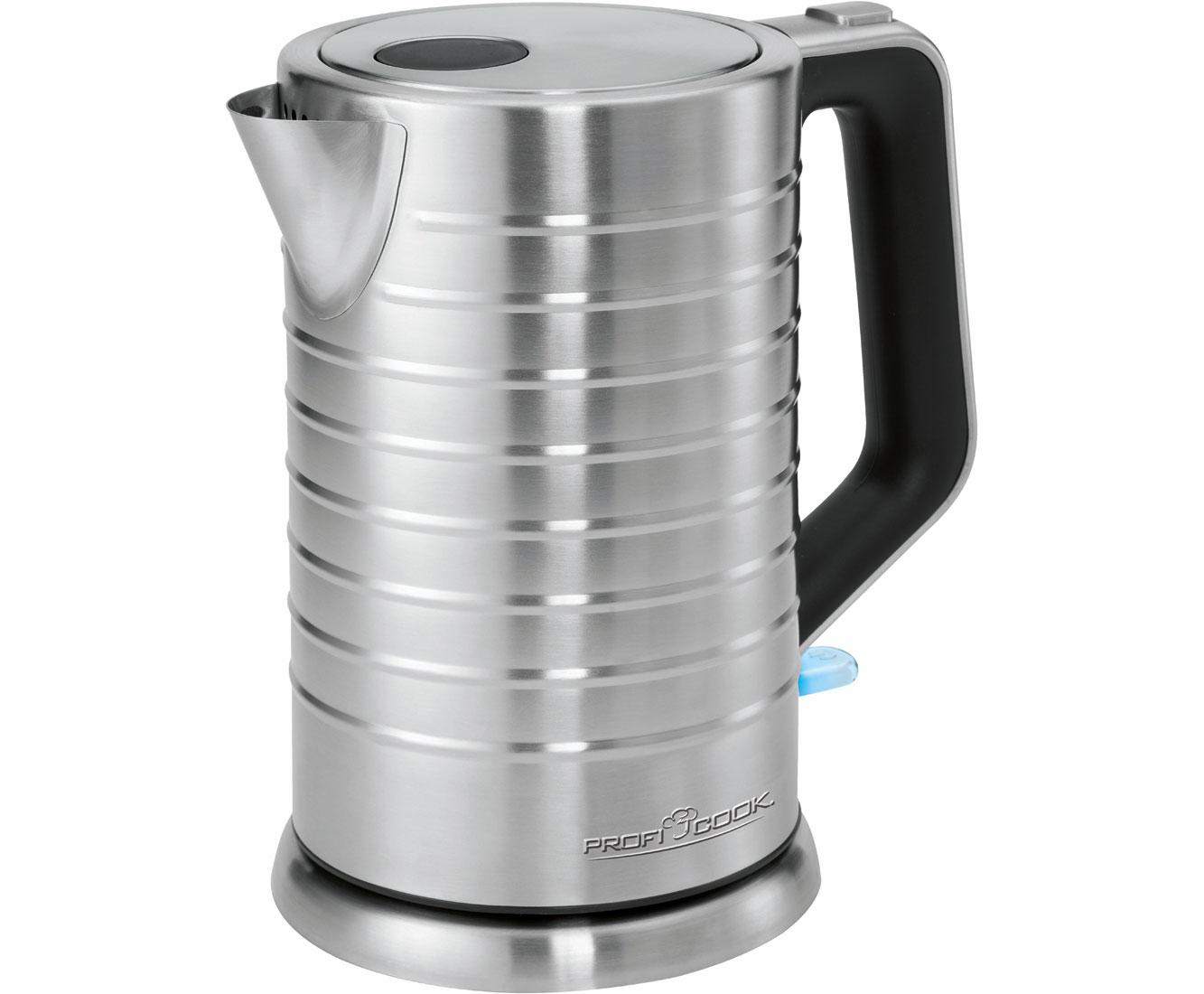 ProfiCook PC-WKS 1119 Wasserkocher & Toaster - Edelstahl   Küche und Esszimmer > Küchengeräte > Toaster   Edelstahl   ProfiCook