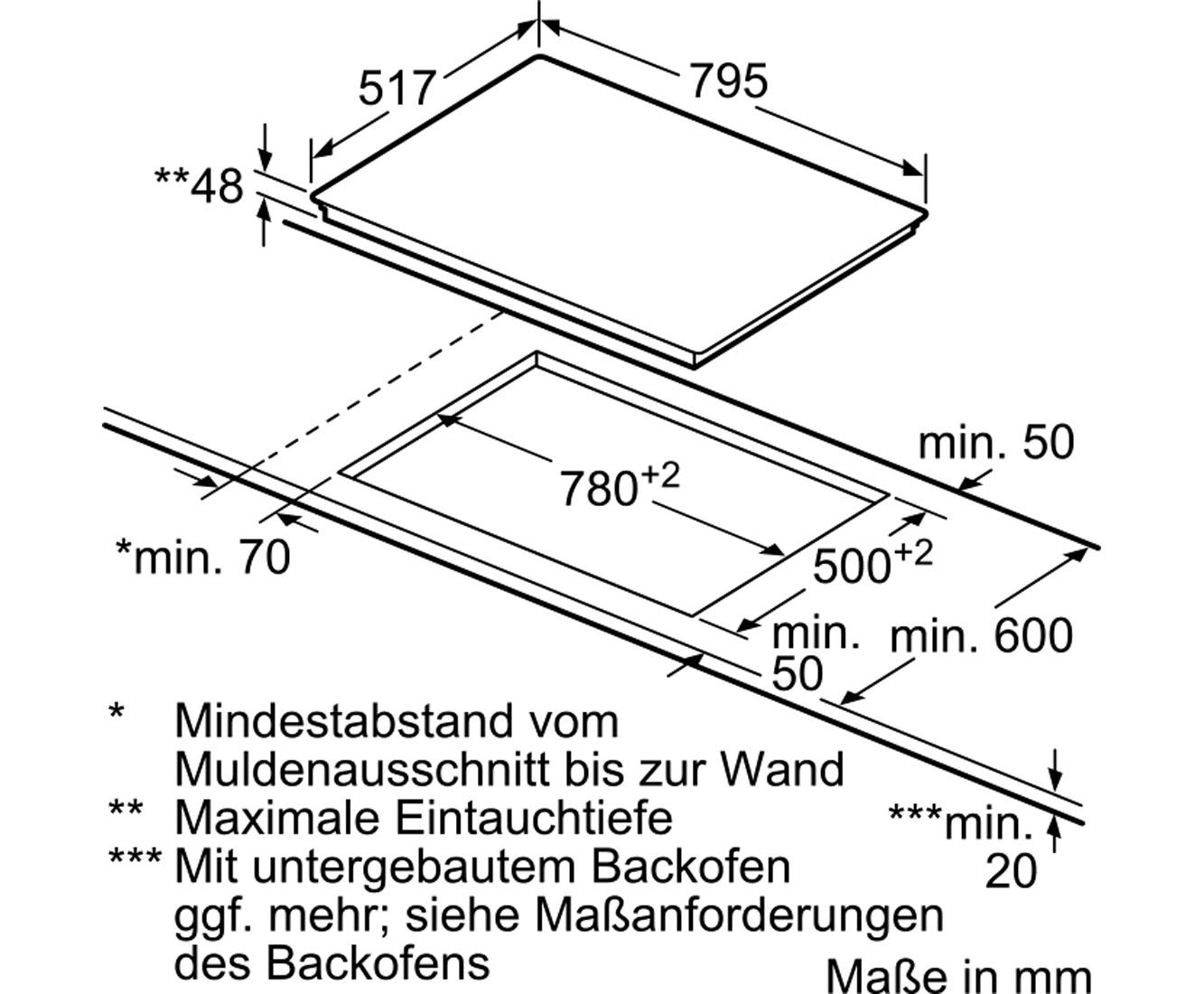 ceranfeld autark 80 cm affordable ceranfeld with ceranfeld autark 80 cm gallery of ceranfeld. Black Bedroom Furniture Sets. Home Design Ideas