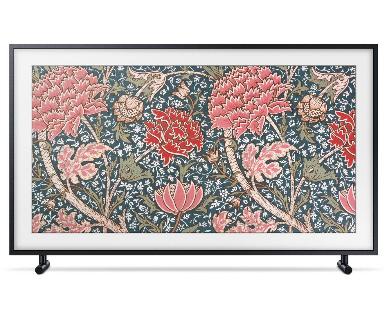 Samsung QE55LS03RAUXZG Fernseher - Schwarz