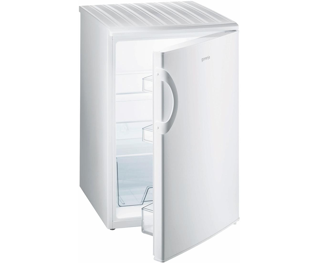 Gorenje Kühlschrank Freistehend : Gorenje r 4092 anw kühlschrank weiß a