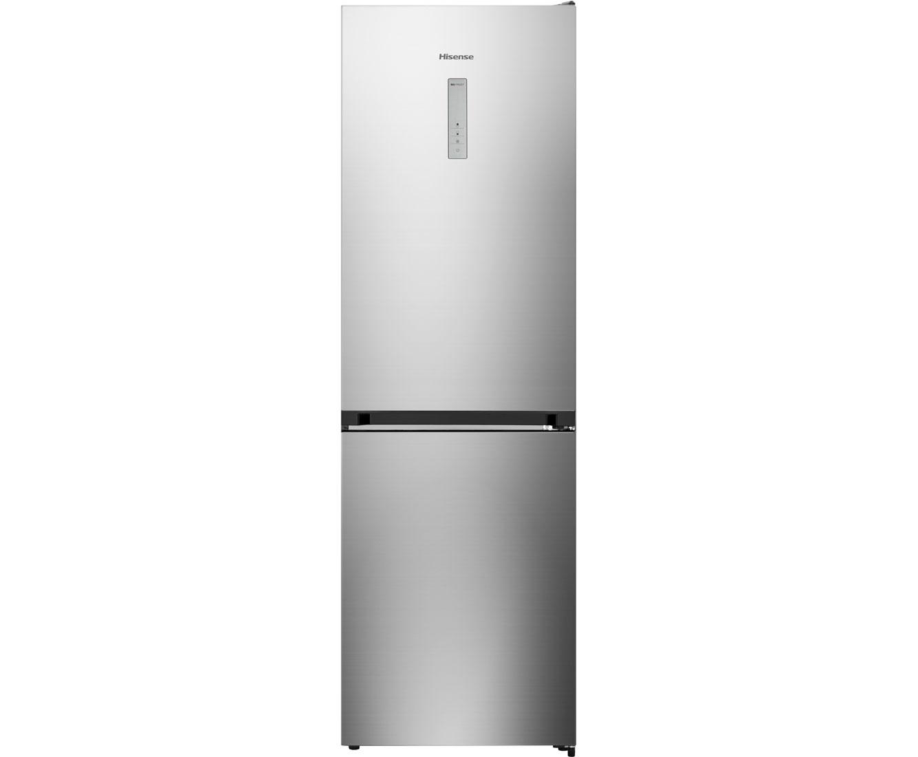 Amica Kühlschrank Expert : Hisense rb400n4bc3 kühl gefrierkombination mit no frost edelstahl