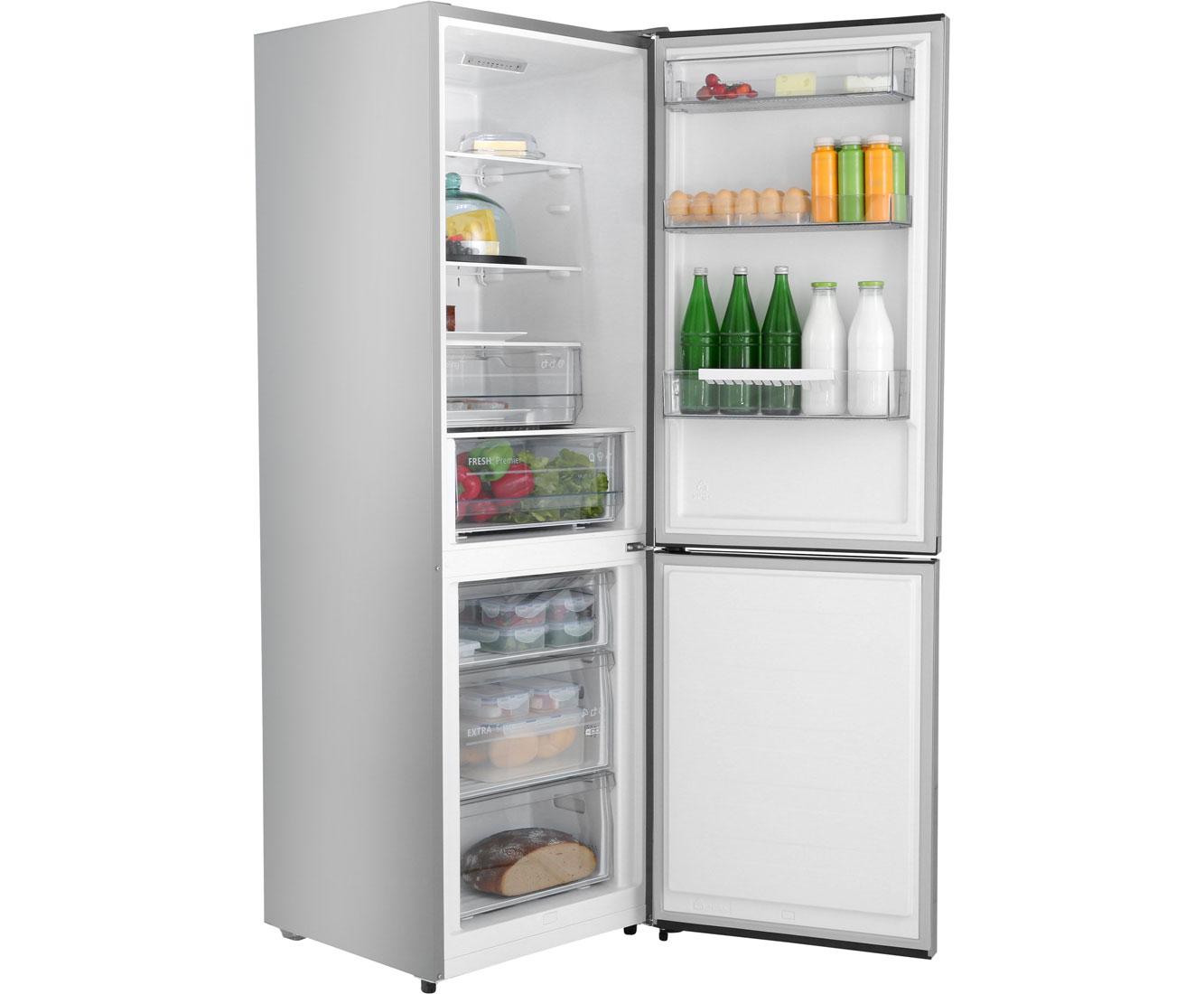 Bosch Kühlschrank Quietscht : Hisense rb400n4eg3 kühl gefrierkombination mit no frost silber a