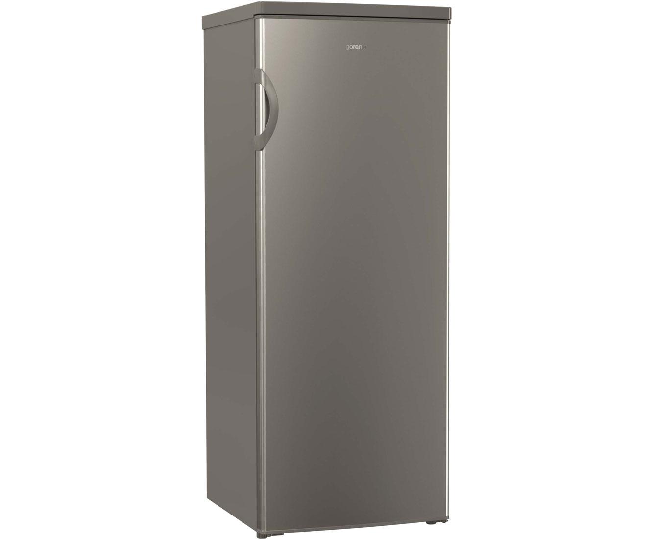 Kleiner Kühlschrank Silber : Edelstahl kühlschrank preisvergleich u2022 die besten angebote online kaufen