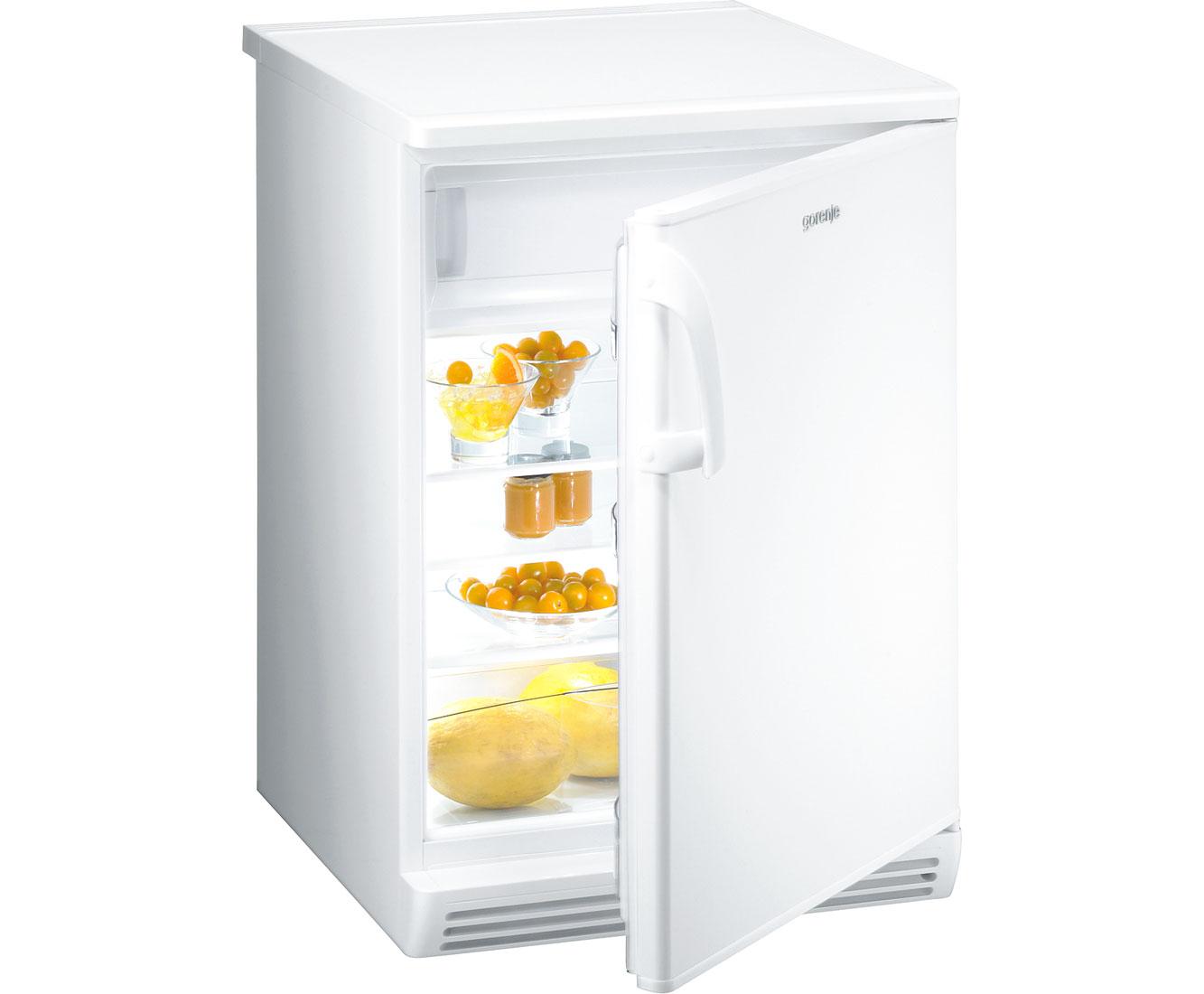 Kühlschränke mit gefrierfach  Gorenje RB 6093 AW Kühlschrank mit Gefrierfach - Weiß, A+++