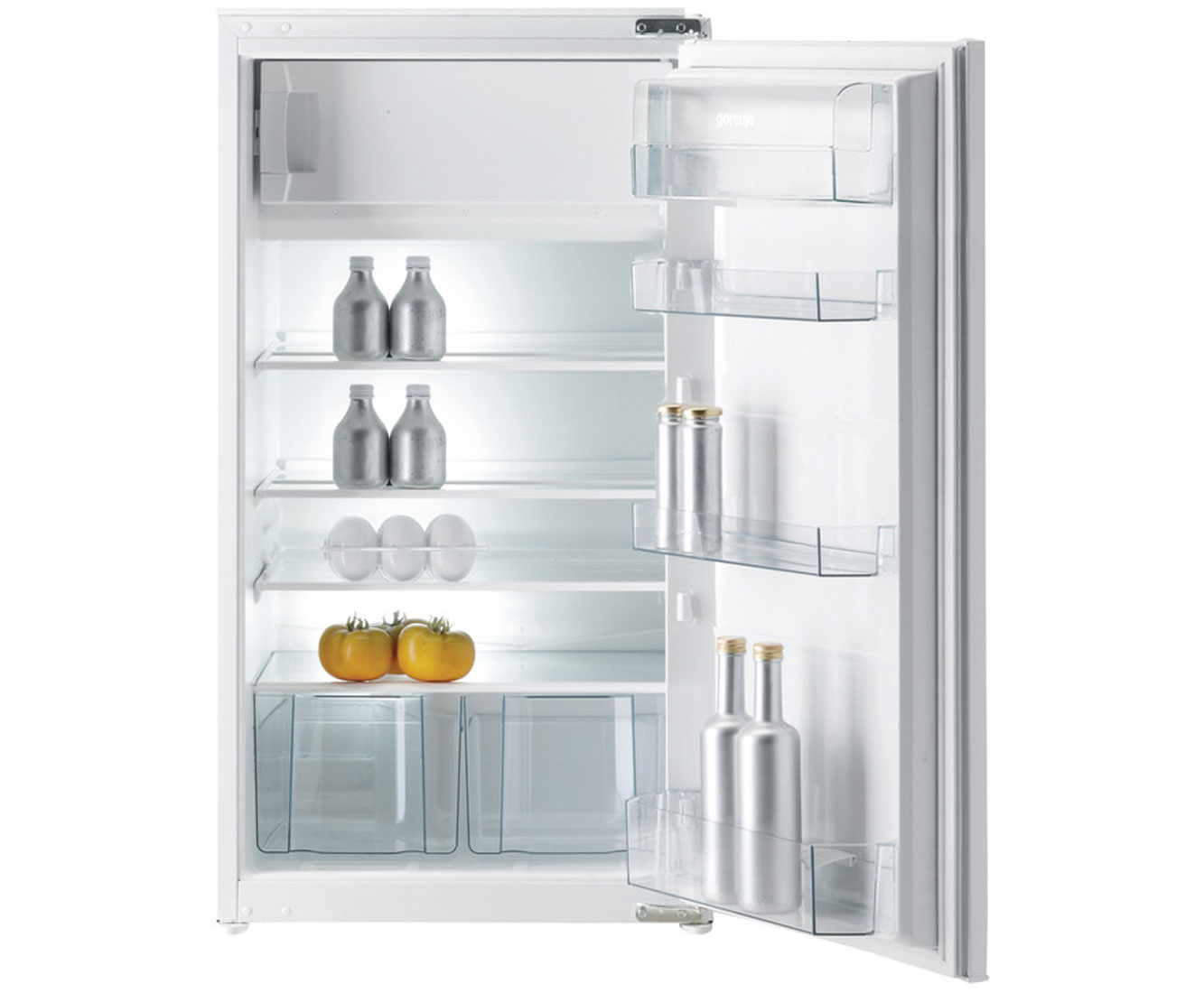 Gorenje Kühlschrank Abtauen : Gorenje rbi aw kühlschrank eingebaut cm weiss neu ebay