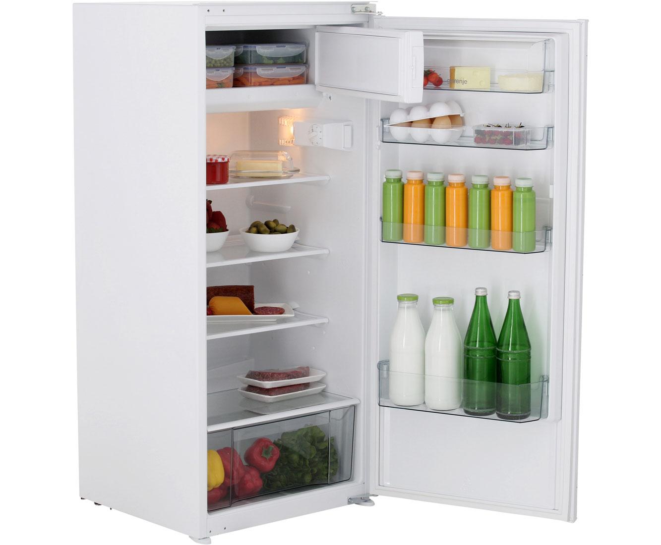Gorenje Kühlschrank Temperaturregler : Gorenje rbi aw einbau kühlschrank mit gefrierfach er