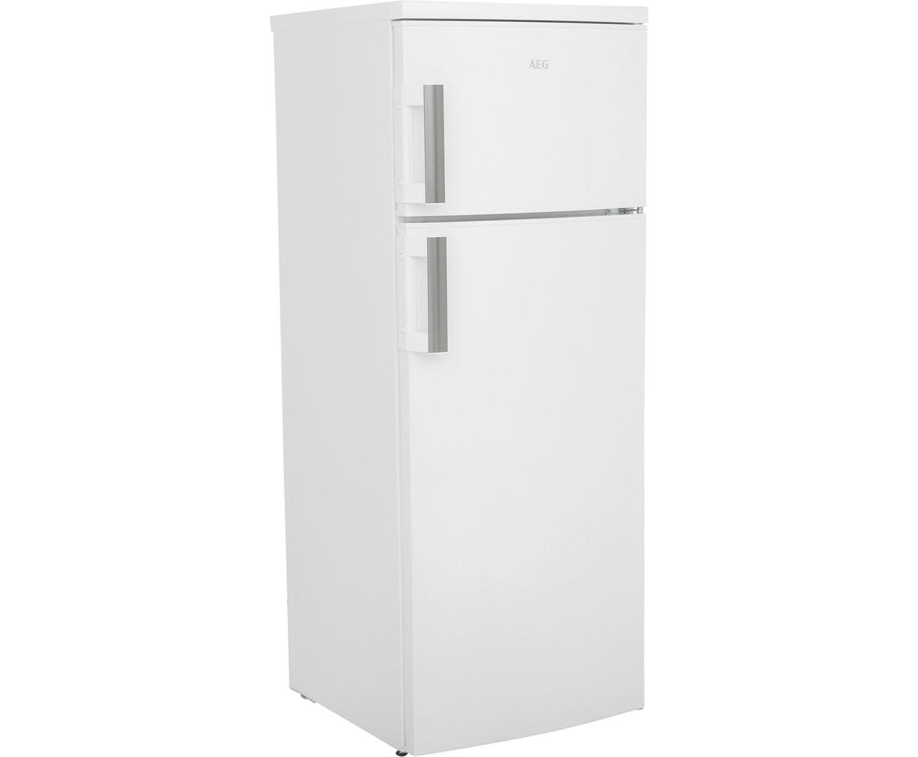 Aeg Kühlschrank Idealo : Aeg santo rdb aw kühl gefrierkombination weiß a