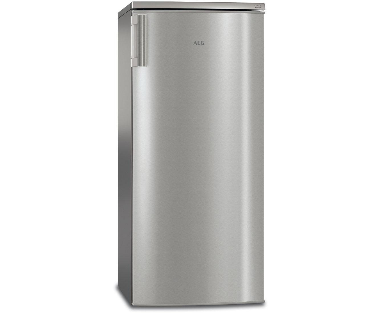 AEG SANTO RFB52412AX Kühlschrank mit Gefrierfach - Edelstahl, A+