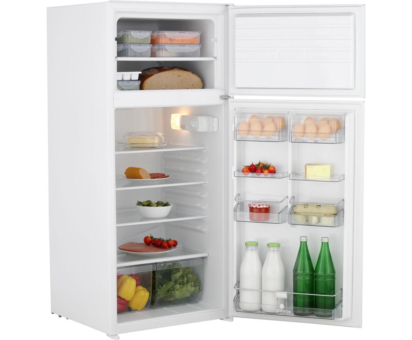 Gorenje Kühlschrank Gefrierkombination : Gorenje rfi aw einbau kühl gefrierkombination schlepptür