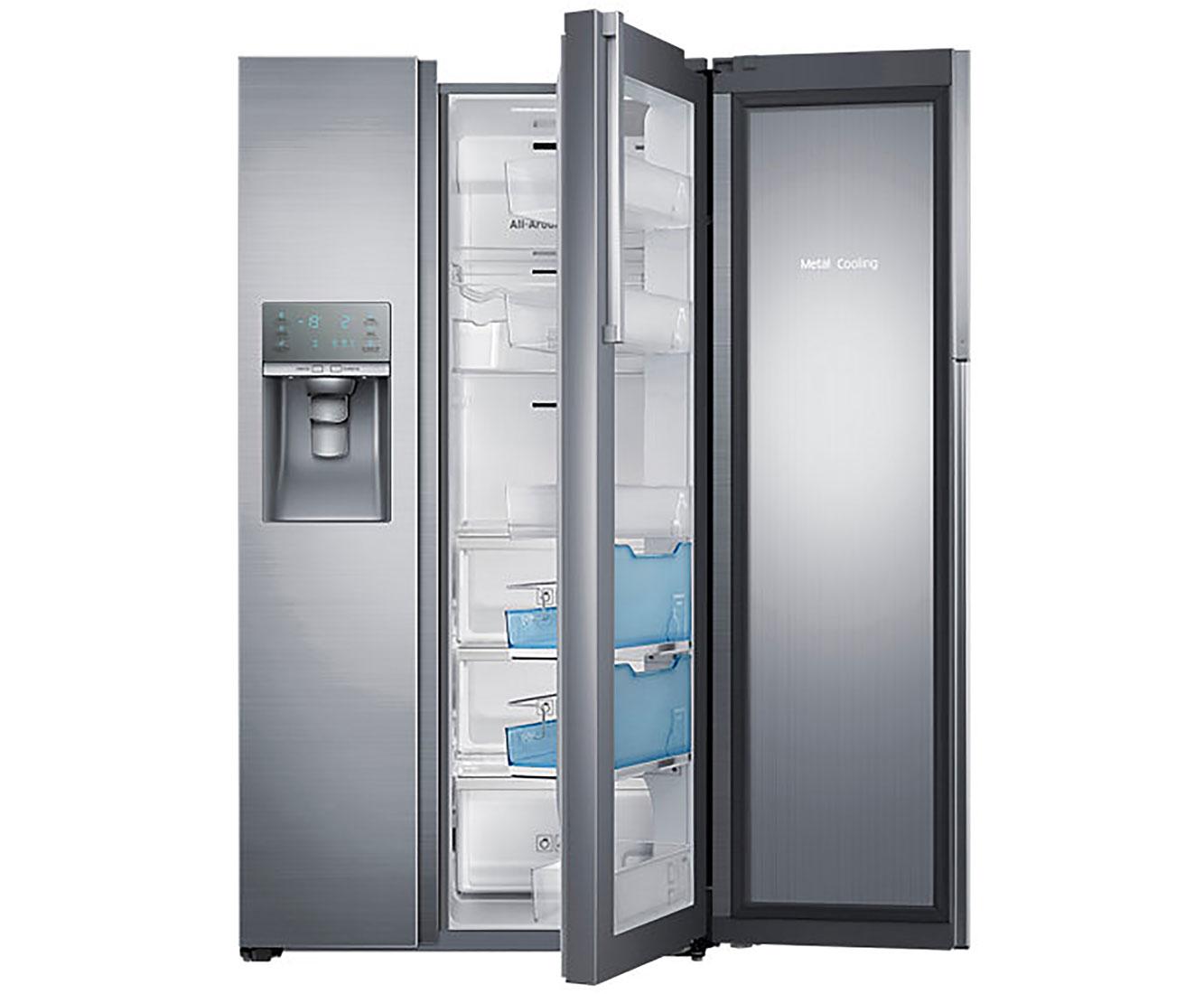 Amerikanischer Kühlschrank Ohne Gefrierschrank : Unsere besten side by sides bequem bestellen bei ao.de