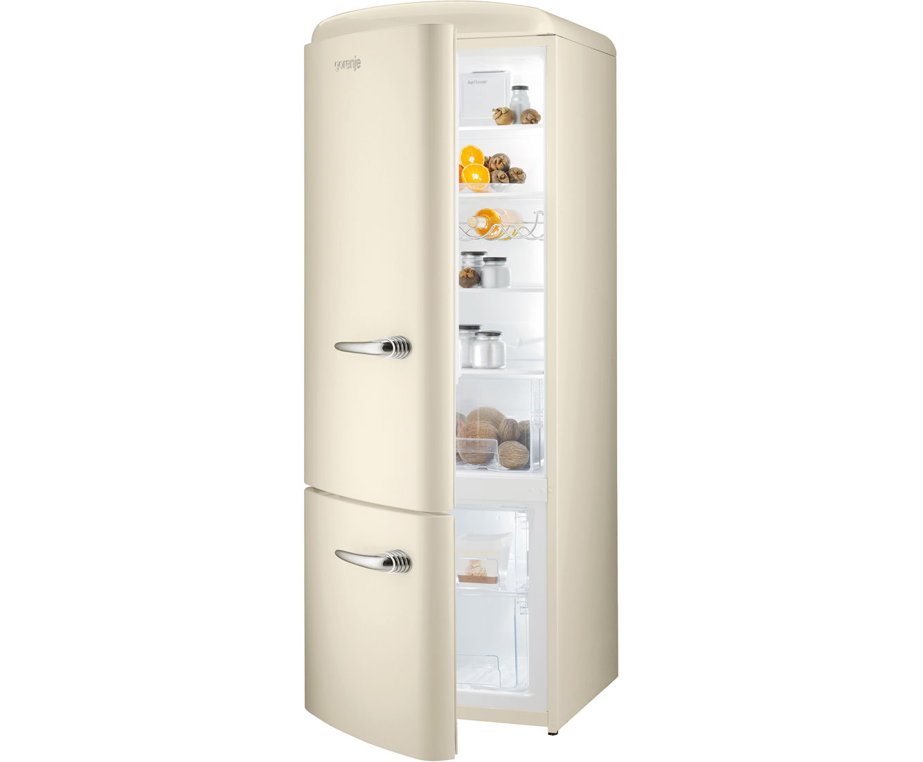 Gorenje Retro Kühlschrank Vw : Gorenje kuehlschrank retro kühl gefrierkombination wohnkultur