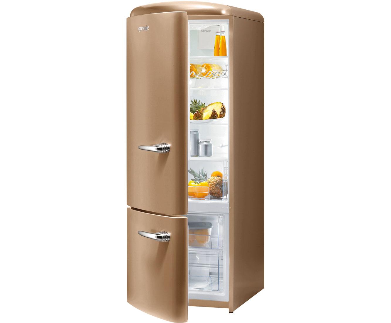 Gorenje Kühlschrank Kombi : Gorenje rk 60319 oco l kühl gefrierkombination 60er breite
