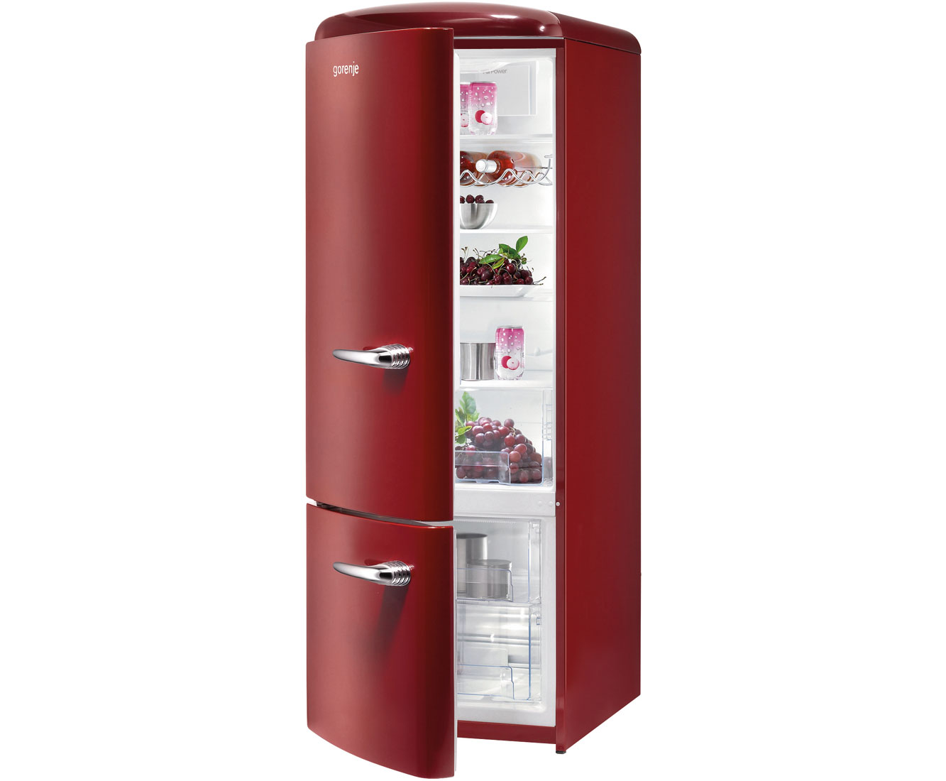 Gorenje Kühlschrank Crisp Zone : Hochglanz eiche kühl gefrierkombis online kaufen möbel