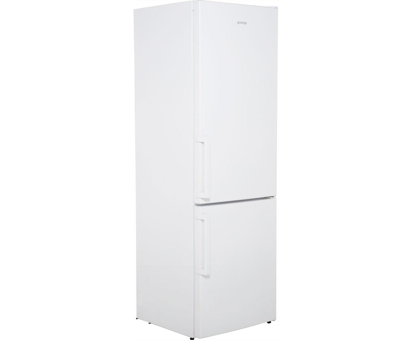 Gorenje RK6193EW Kühl-Gefrierkombinationen - Weiß | Küche und Esszimmer > Küchenelektrogeräte > Kühl-Gefrierkombis | Weiß | Gorenje