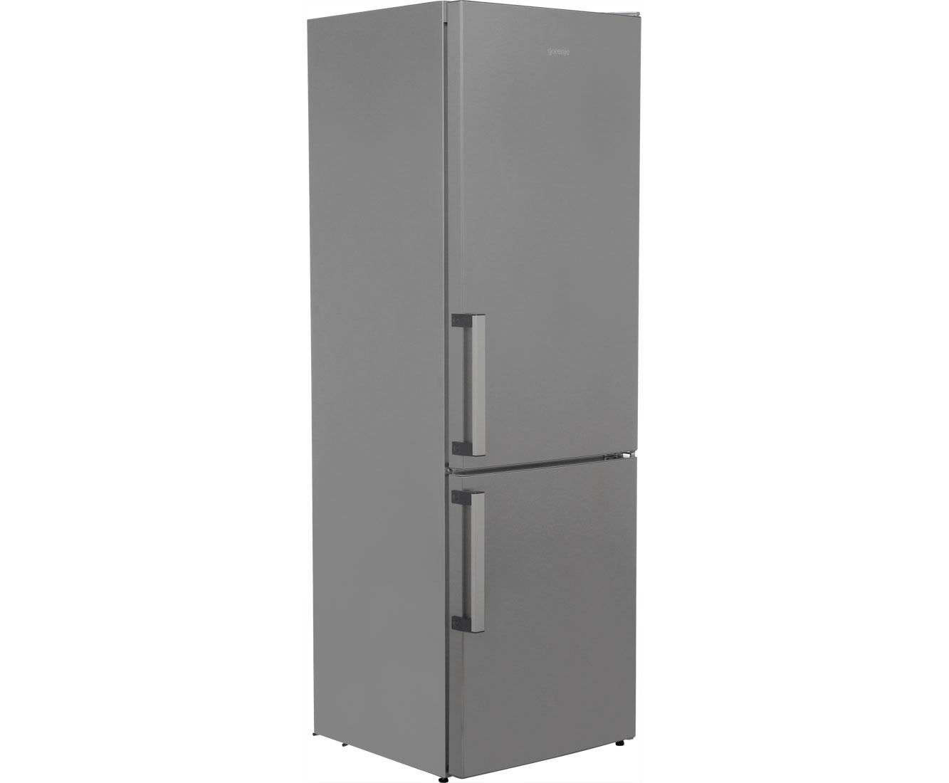 Gorenje Kühlschrank Einstellen : Gorenje rk ex kühl gefrierkombination er breite edelstahl
