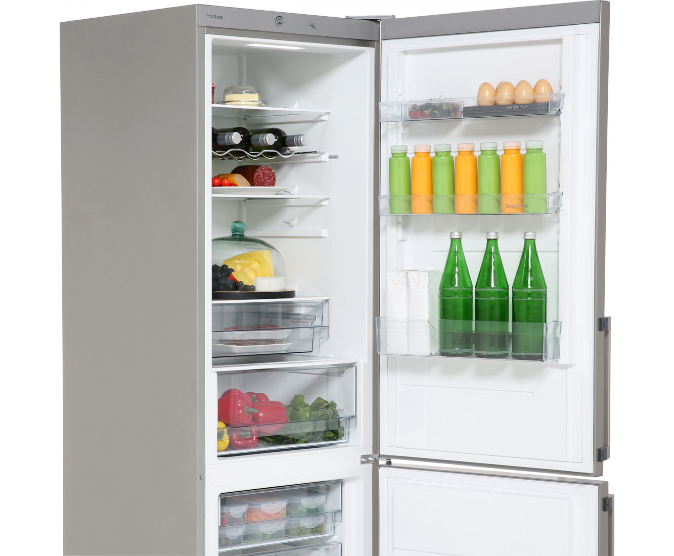 Gorenje Kühlschrank Kombi : Unsere besten kühl gefrierkombinationen bestellen bei ao.de