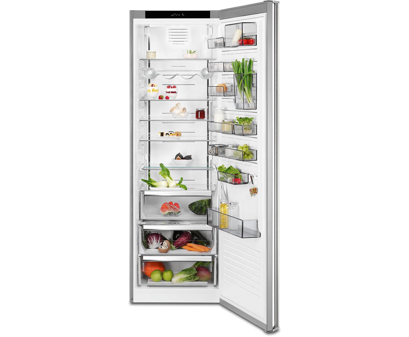 Aeg Kühlschränke Ohne Gefrierfach : Aeg santo rkb mx kühlschrank edelstahl a