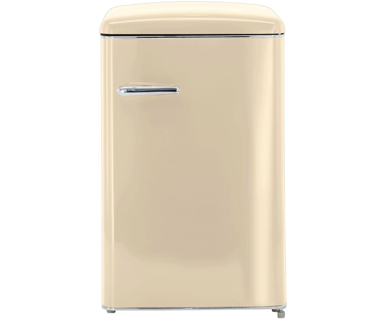 Retro Kühlschrank Weiss : Exquisit rks rva kühlschrank weiß retro design a