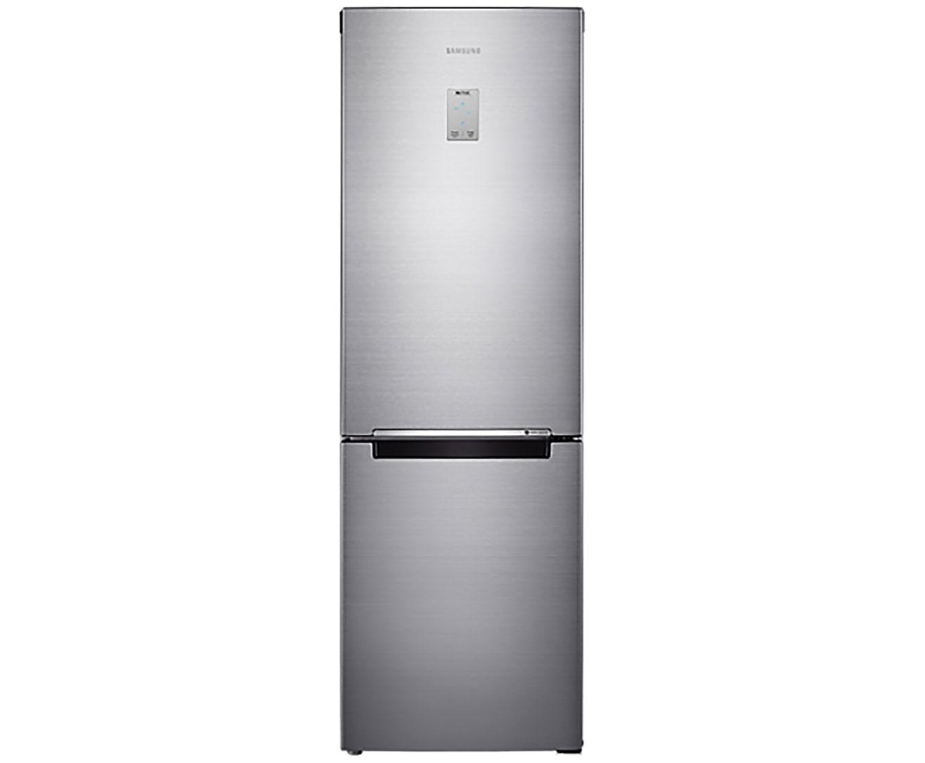 Samsung RL33N341MSS/EG Kühl-Gefrierkombinationen - Edelstahl-Optik | Küche und Esszimmer > Küchenelektrogeräte > Kühl-Gefrierkombis | Edelstahl | Samsung