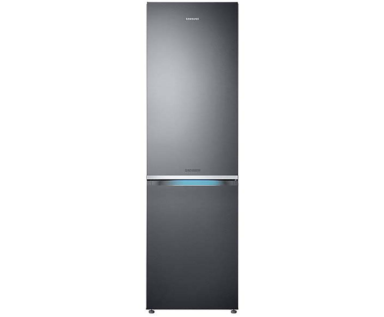 Kühlschrank Zubehör Samsung : Samsung chef collection rl j b kühl gefrierkombination mit no