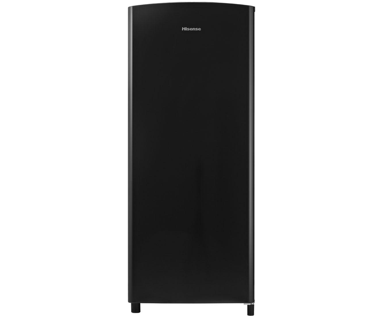 Kühlschrank Schwarz : Hisense rr d ab kühlschrank mit gefrierfach schwarz retro