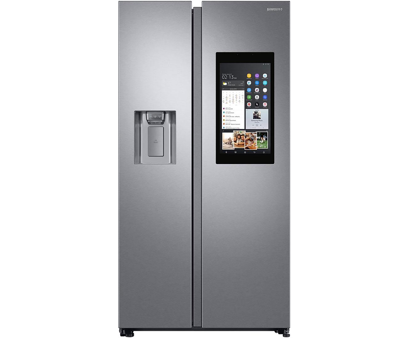Amerikanischer Kühlschrank Defekt : Samsung side by side kühlschrank display defekt
