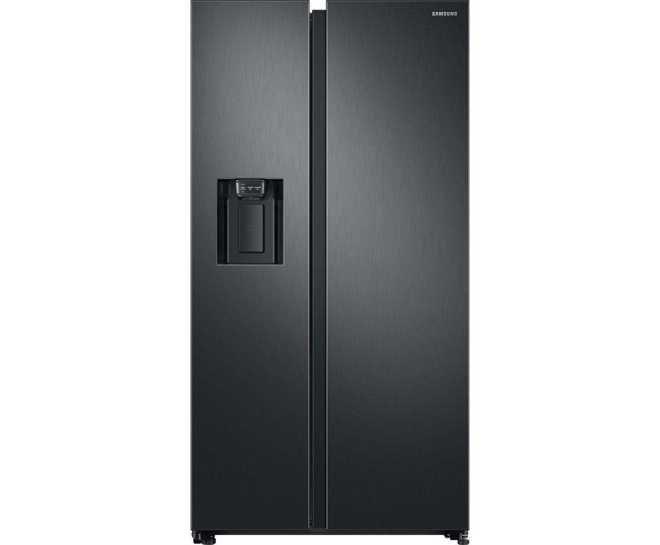 Siemens Kühlschrank Schwarz : Siemens side by side kühlschrank schwarz: design kühlschränke von