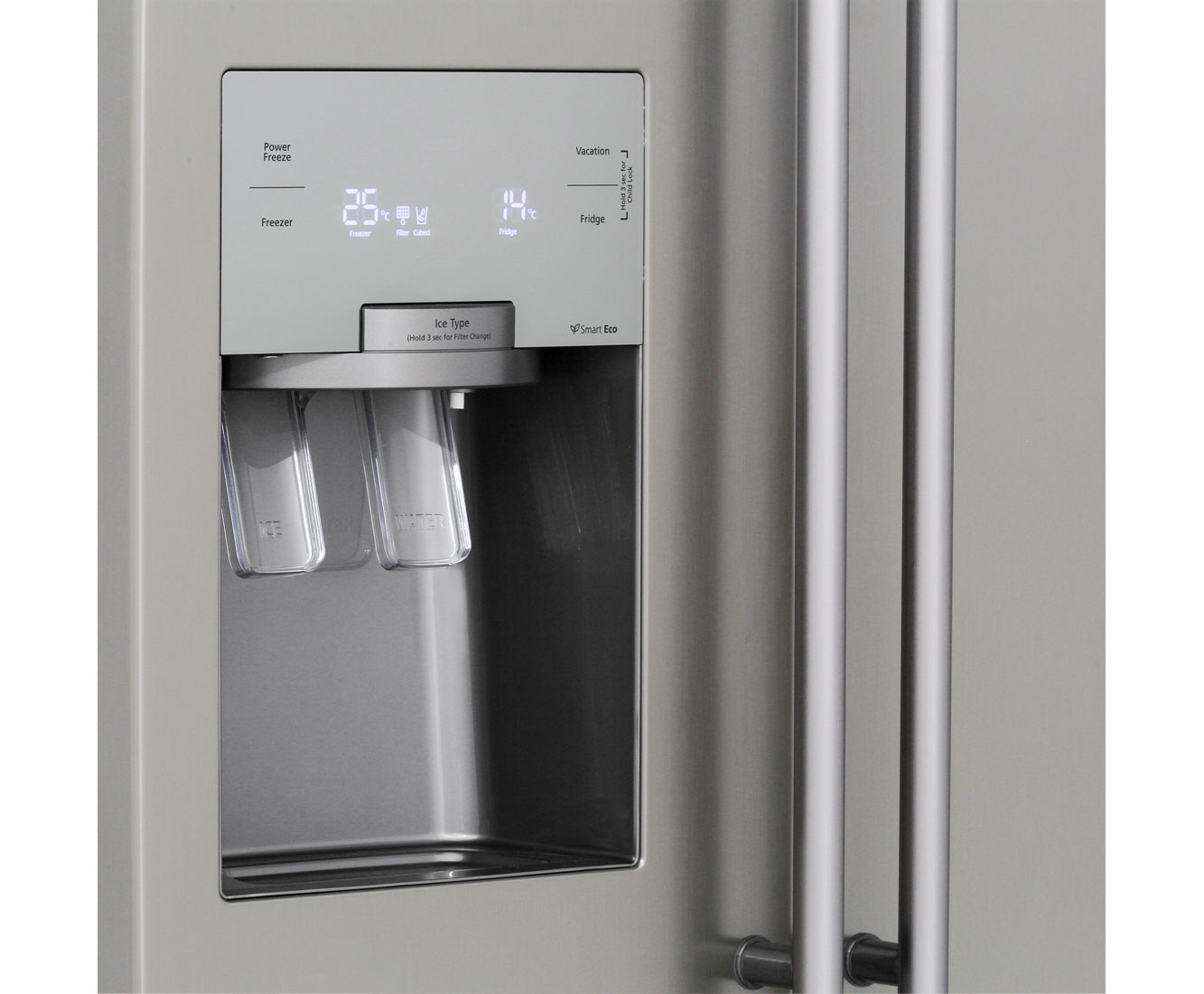 Side By Side Kühlschrank Wasser Schmeckt Nach Plastik : Samsung rs bhcsp amerikanischer side by side mit wasserspender