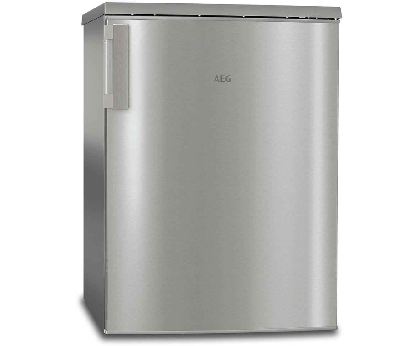 aeg santo rtb ax tisch kühlschrank mit gefrierfach edelstahl
