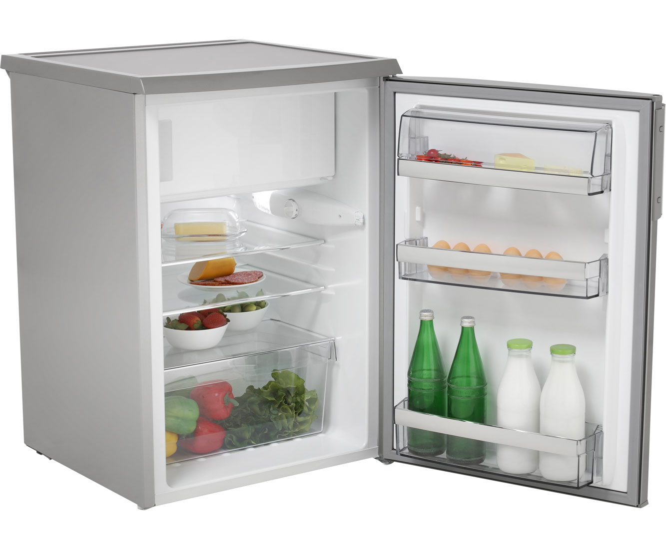 Aeg Santo Kühlschrank Mit Gefrierfach : Aeg santo rtb ax kühlschrank mit gefrierfach edelstahl a