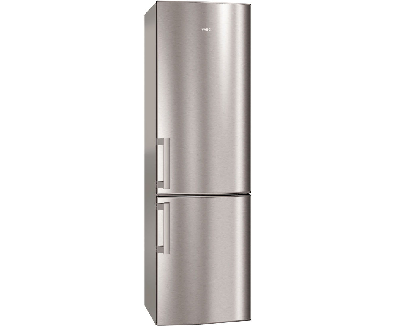Aeg Kühlschrank Umzug : Aeg santo s53620csx2 kühl gefrierkombination edelstahl silber a