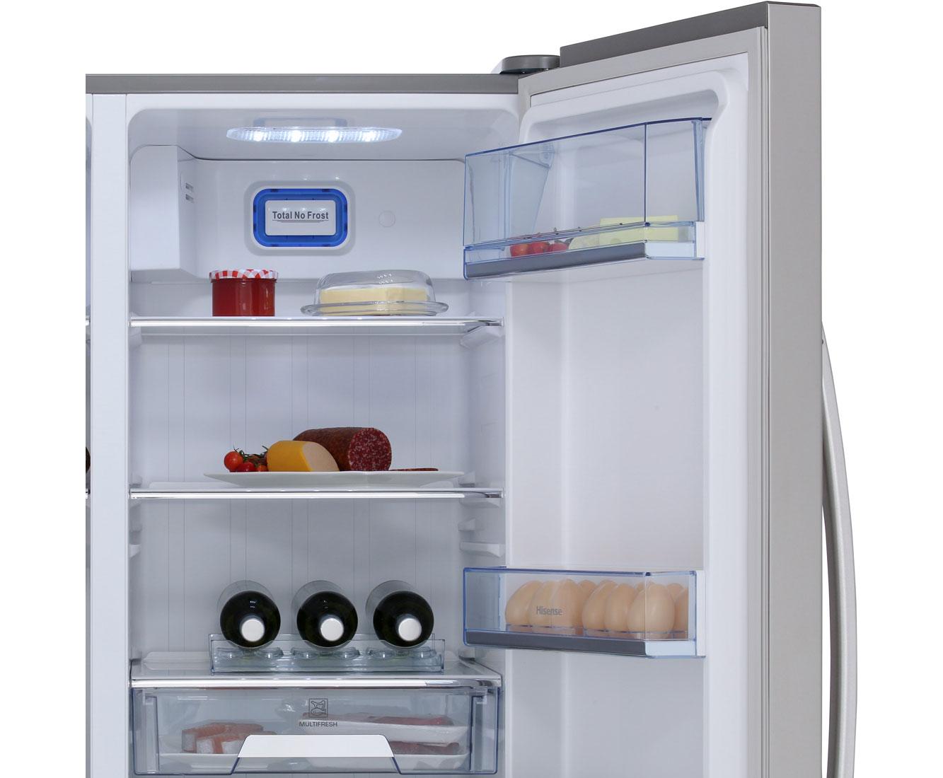 Amerikanischer Kühlschrank Pink : Hisense sbs na el amerikanischer side by side l