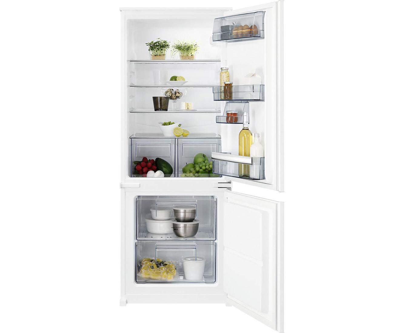 Aeg Kühlschrank Einbauen Anleitung : Aeg santo sca als einbau kühl gefrierkombination er nische