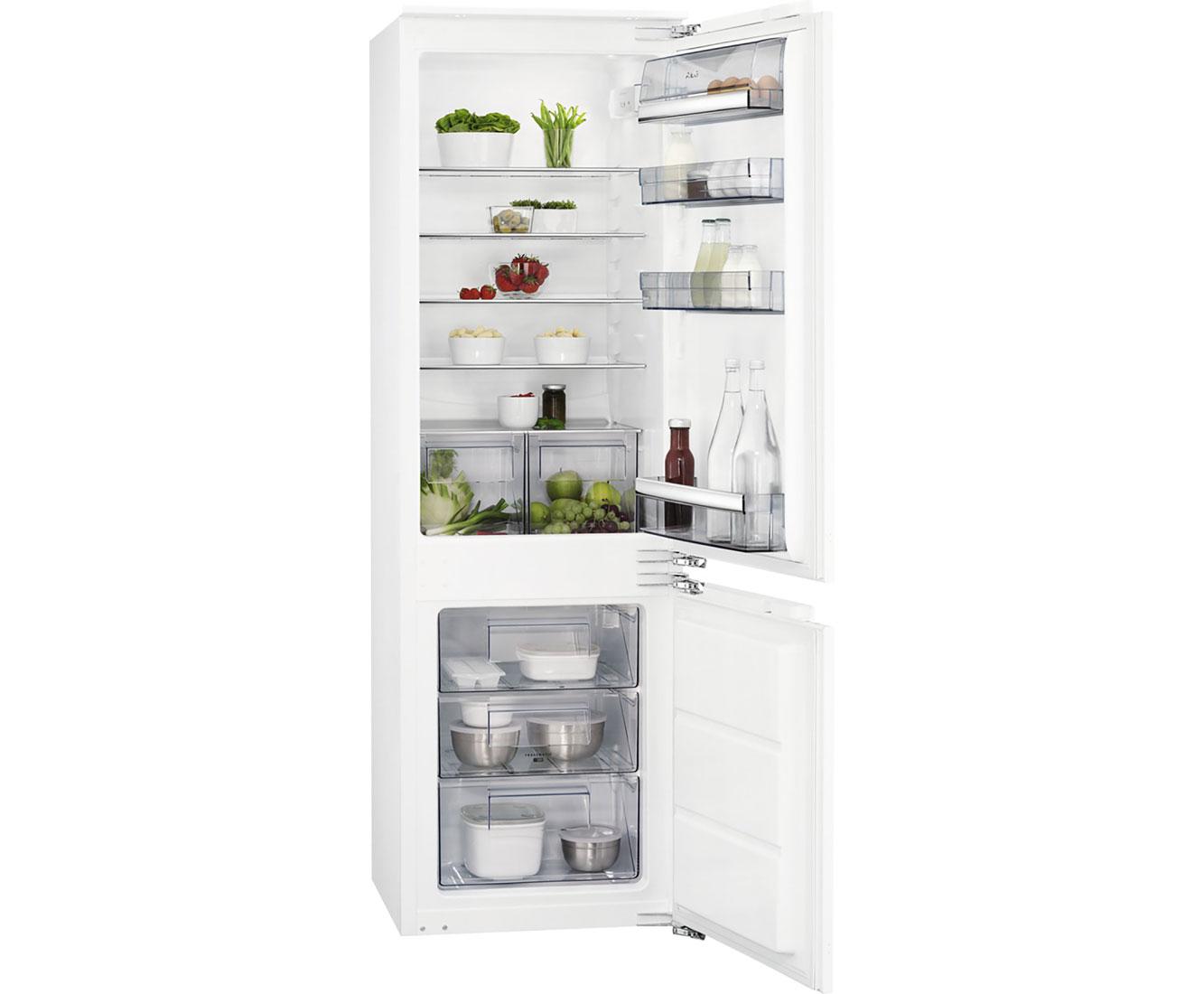 AEG SCB61821LF Kühl-Gefrierkombinationen - Weiß | Küche und Esszimmer > Küchenelektrogeräte | Weiß | AEG