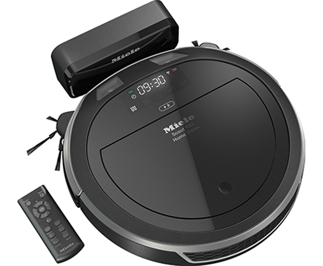 Miele Scout RX2 Home Vision Staubsauger - Schwarz / Grau | Flur & Diele > Haushaltsgeräte | Schwarz - Grau | Miele