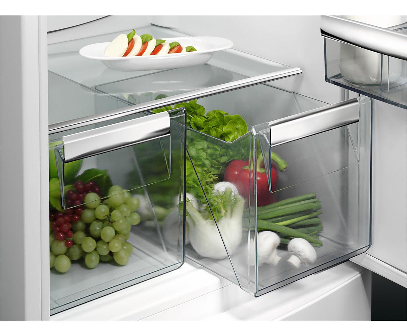Aeg Kühlschrank Immer Nass : Aeg santo sfa aas einbau kühlschrank mit gefrierfach er