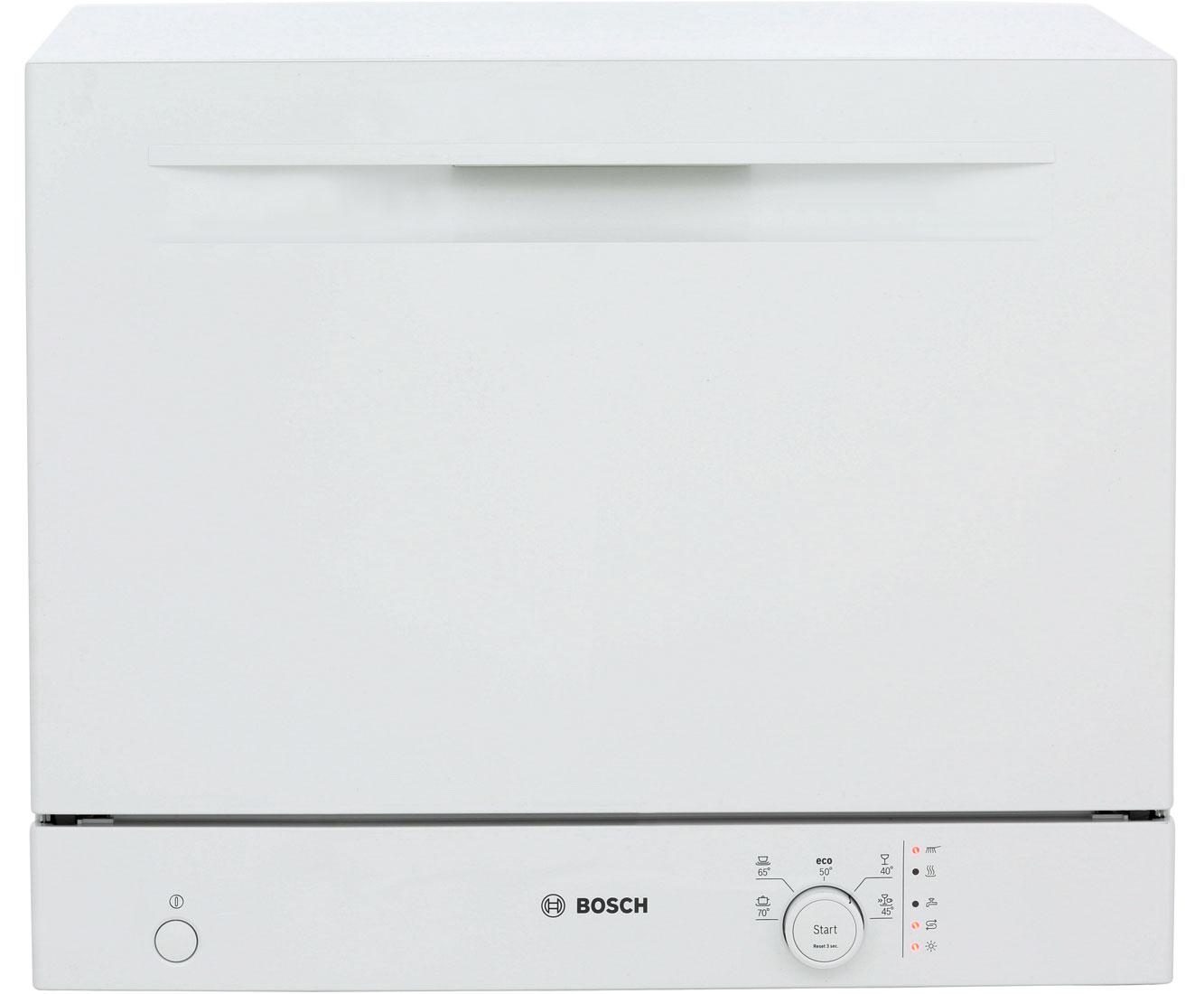 Bosch Serie 2 SKS50E32EU Tisch-Geschirrspüler - Weiß