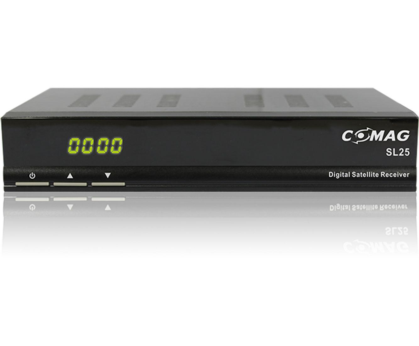 Comag SL25 Technisat Satelliten-Receiver