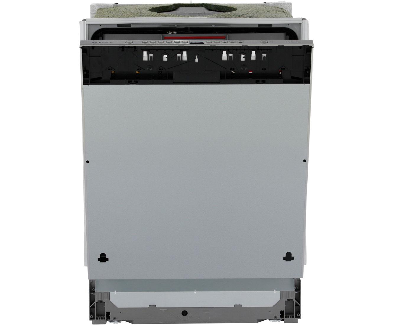 bosch smv46kx00e serie 4 geschirrsp ler eingebaut 60cm edelstahl neu ebay. Black Bedroom Furniture Sets. Home Design Ideas