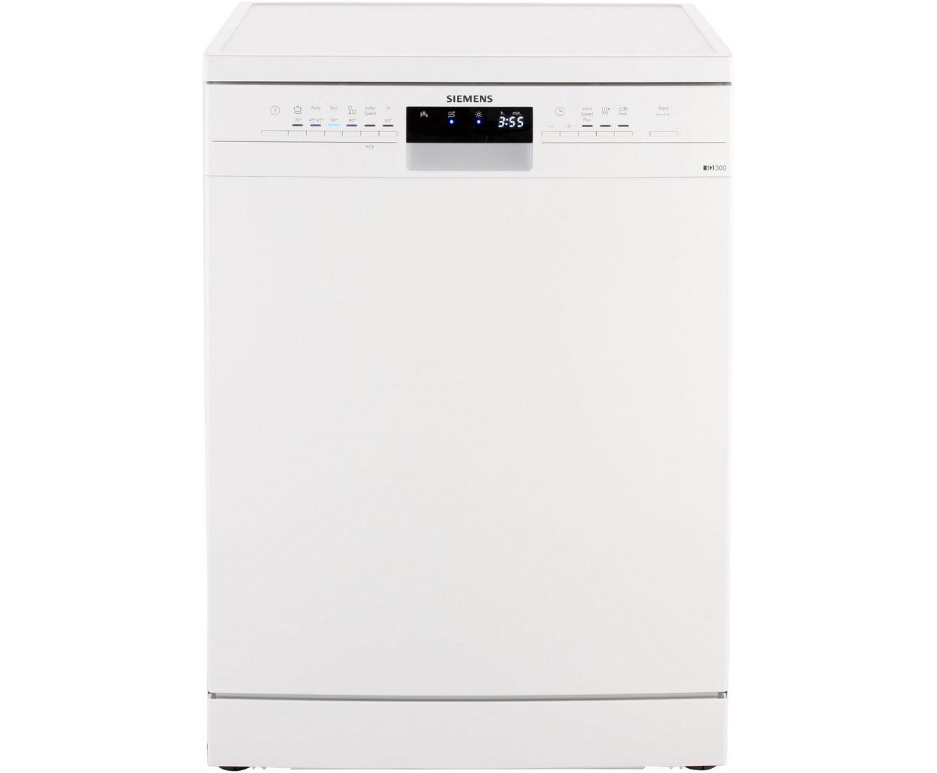 Siemens iQ300 SN236W00KE Geschirrspüler 60 cm - Weiss   Küche und Esszimmer > Küchenelektrogeräte > Gefrierschränke   Weiss   Siemens
