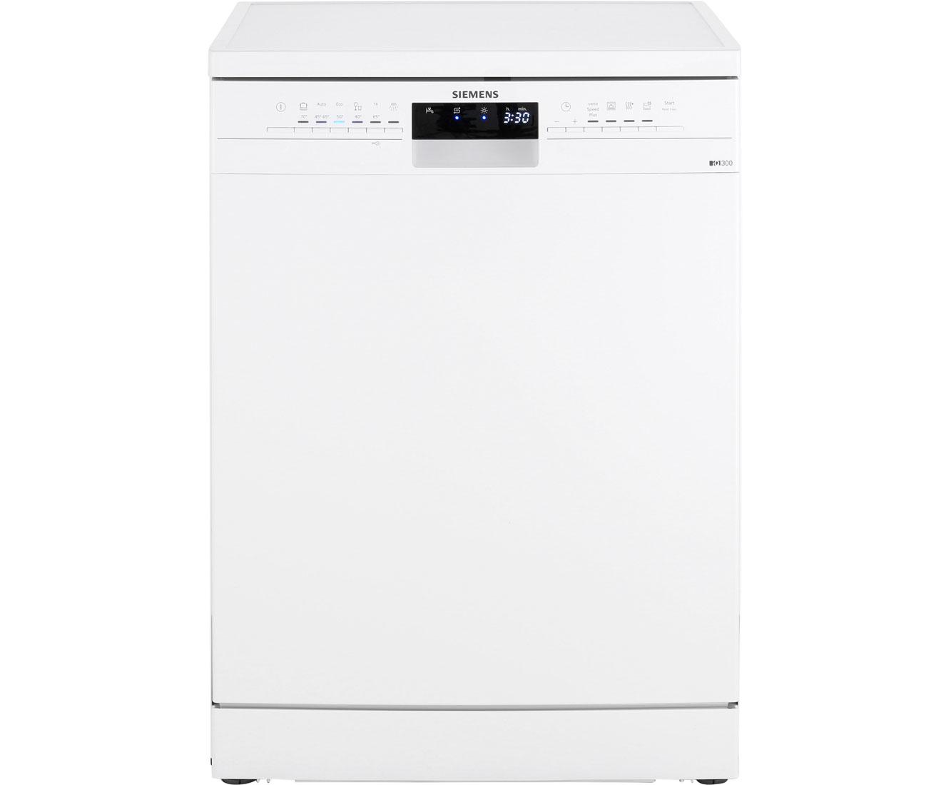 iQ300 SN236W03ME Geschirrspüler 60 cm - Weiss
