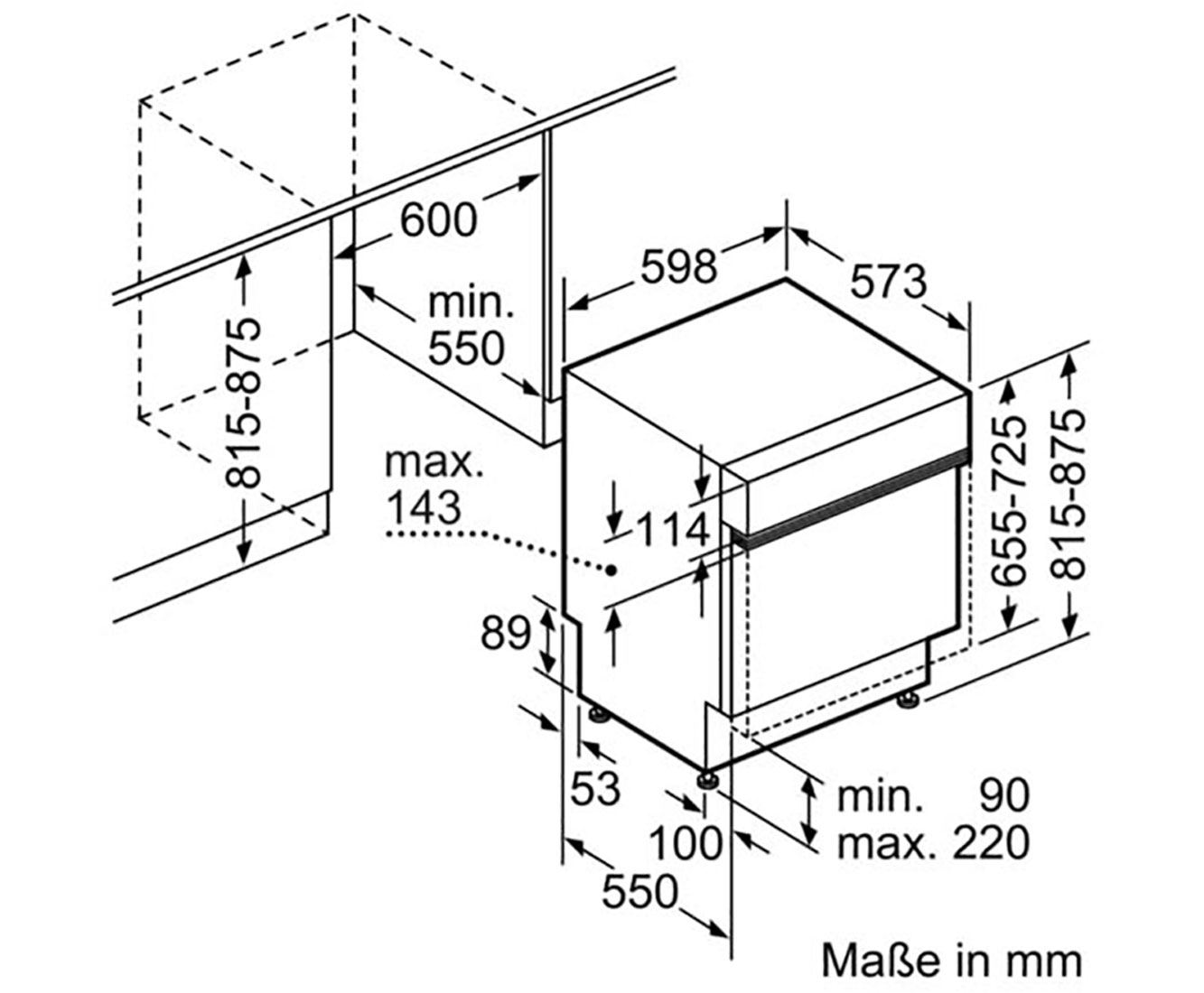 siemens sn56p597eu iq500 geschirrsp ler eingebaut 60cm edelstahl neu ebay. Black Bedroom Furniture Sets. Home Design Ideas