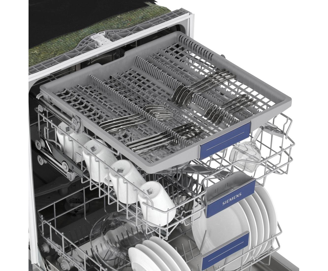 Siemens sn636x00ke vollintegrierter geschirrspüler 60 cm a