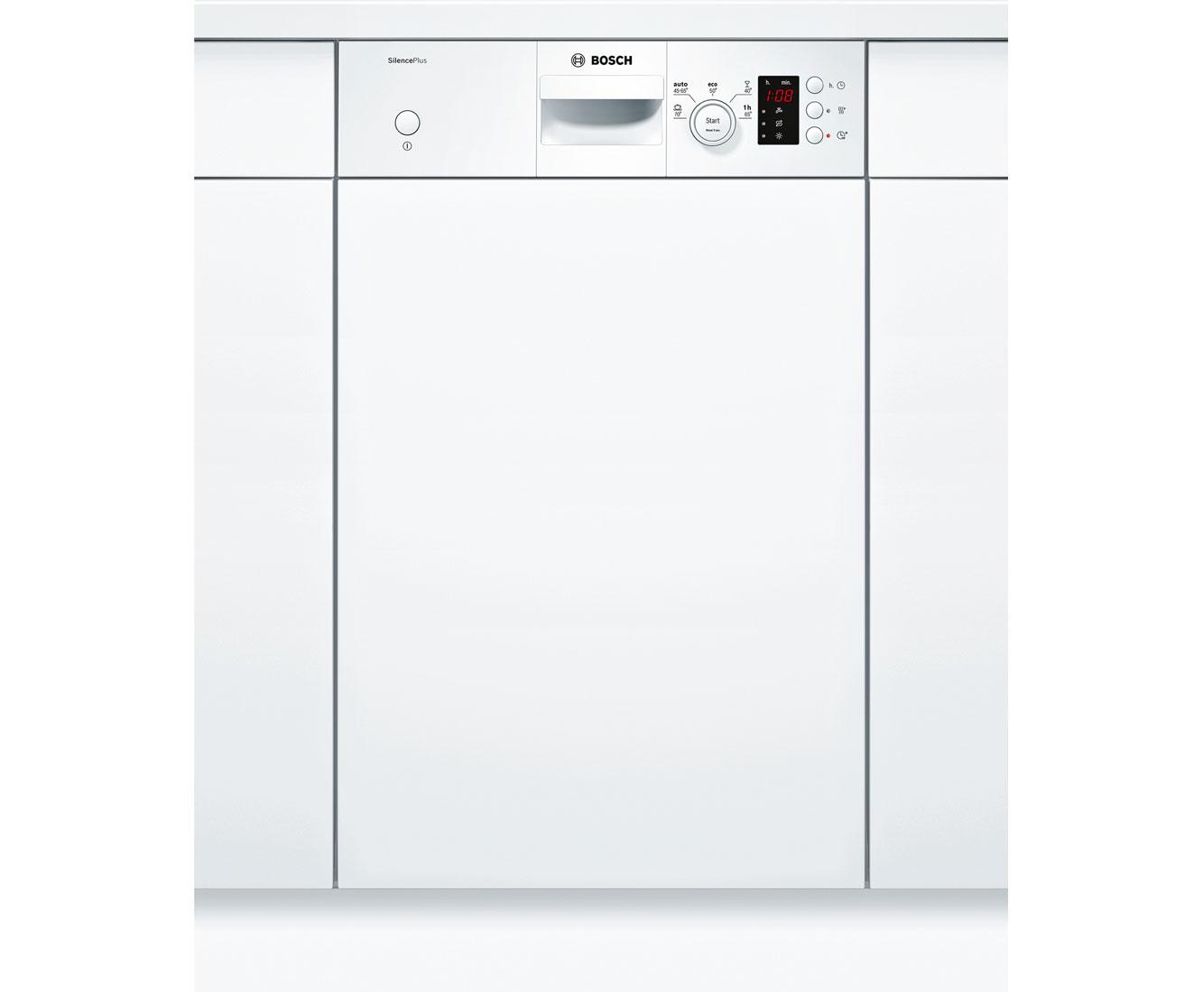 Bosch SPI25CW03E Geschirrspüler 45 cm - Weiss | Küche und Esszimmer > Küchenelektrogeräte | Weiss | Bosch