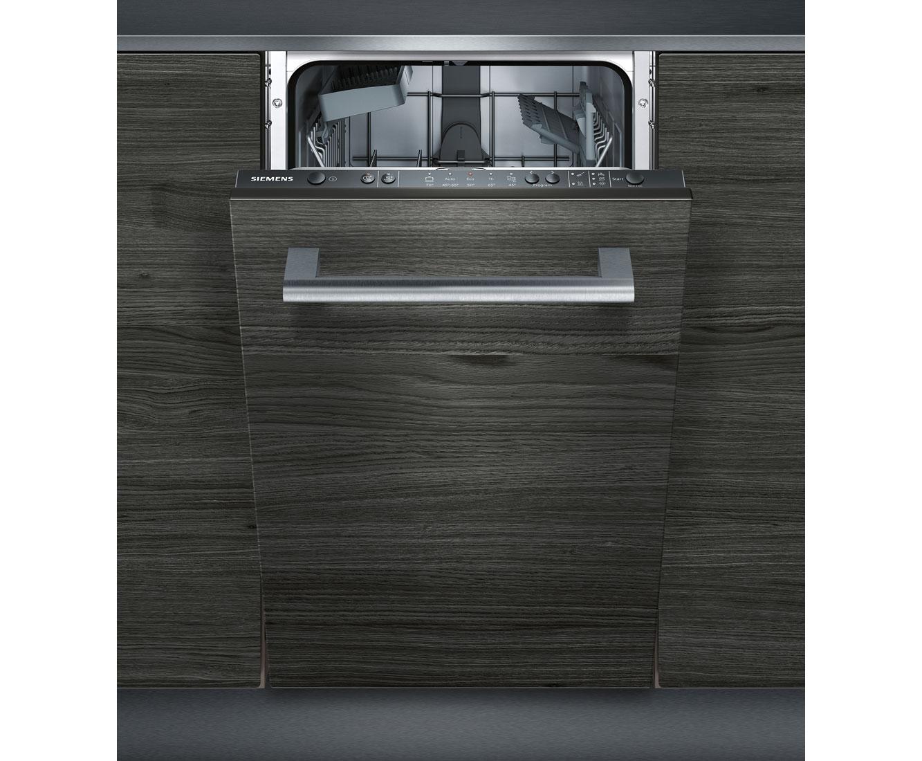 geschirrsp ler vollintegrierbar siemens preisvergleich die besten angebote online kaufen. Black Bedroom Furniture Sets. Home Design Ideas