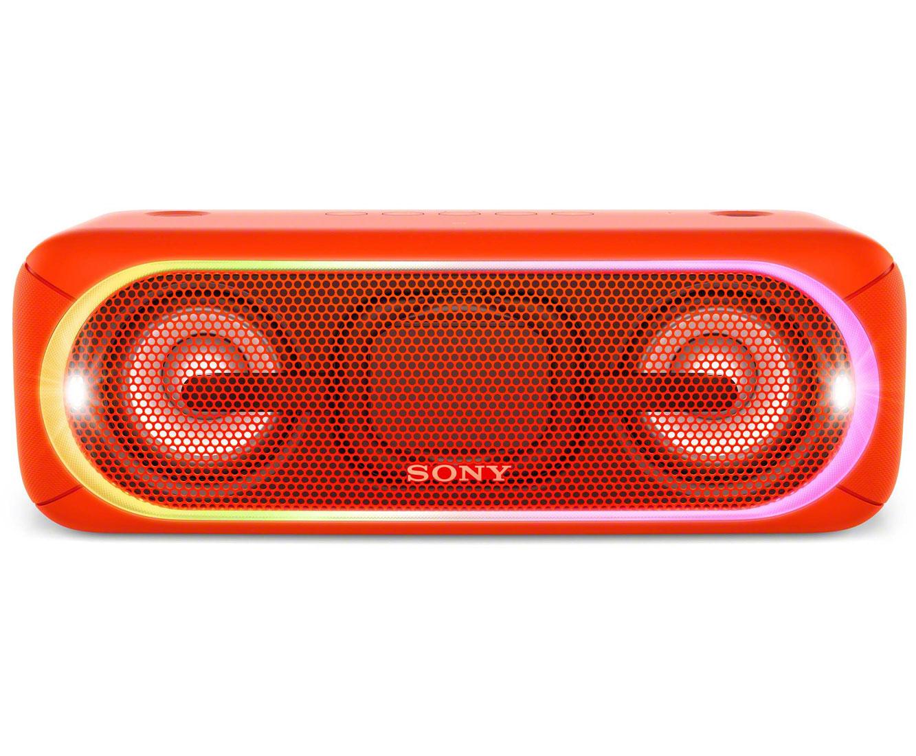 SRS-XB40 Audio - Rot
