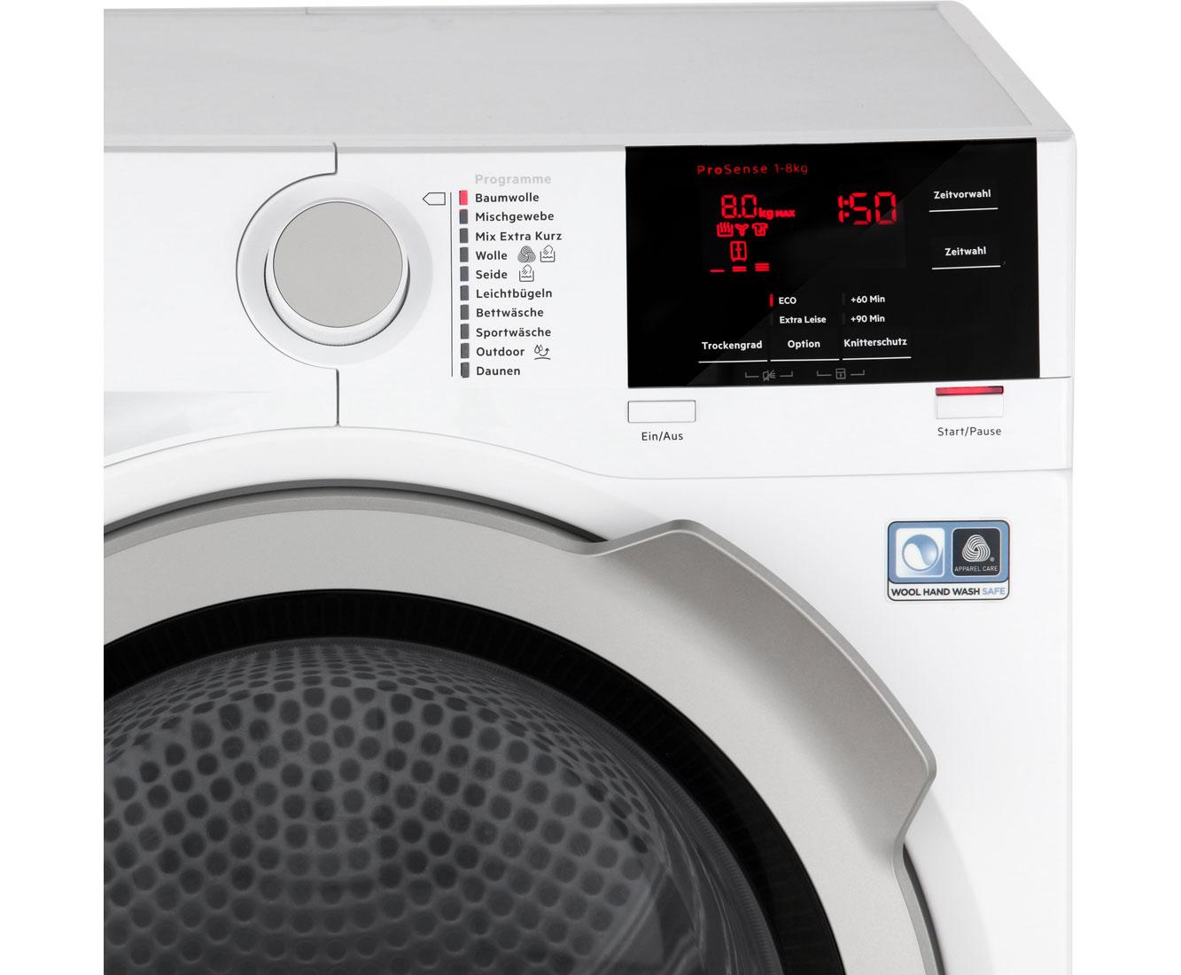 Aeg Kühlschränke Qualität : Aeg lavatherm t dba wärmepumpentrockner kg weiß a